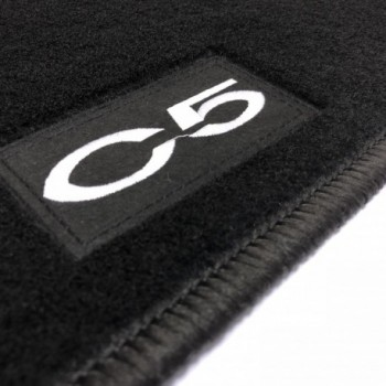 Tapetes logo Citroen C5 (2017 - atualidade)