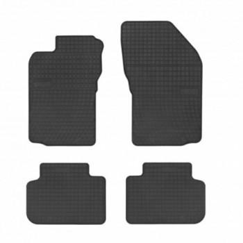 Tapetes borracha Toyota Hilux cabina dupla (2018 - atualidade)