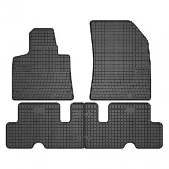 Tapetes Citroen C4 Grand Picasso (2013 - atualidade) borracha