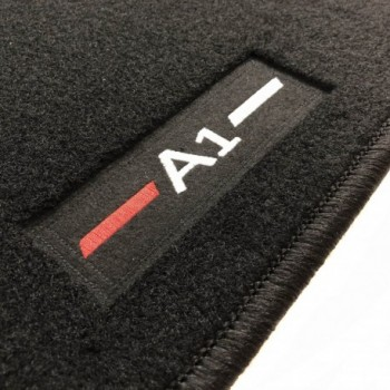 Tapetes logo Audi A1 (2018 - atualidade)