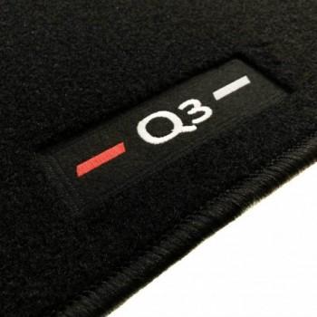 Tapetes Audi Q3 (2019-atualidade) à medida S-line