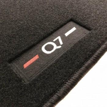 Tapetes Audi Q7 4L (2006 - 2015) à medida logo
