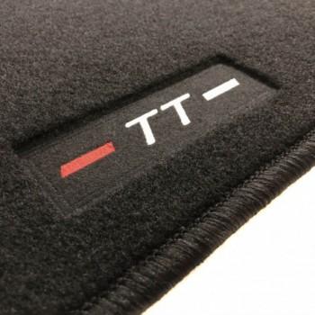 Tapetes Audi TT 8N (1998 - 2006) à medida logo