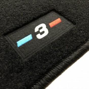 Tapetes BMW Série 3 E46 Compact (2001 - 2005) à medida logo