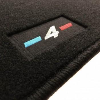 Tapetes BMW Série 4 F36 Gran Coupé (2014 - atualidade) à medida logo