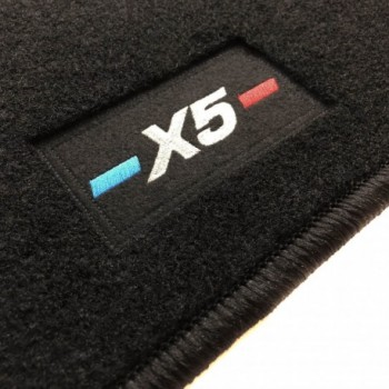 Tapetes BMW X5 G05 (2019-atualidade) à medida logo