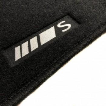 Tapetes Mercedes Classe S C217 Coupé (2014 - atualidade) à medida logo