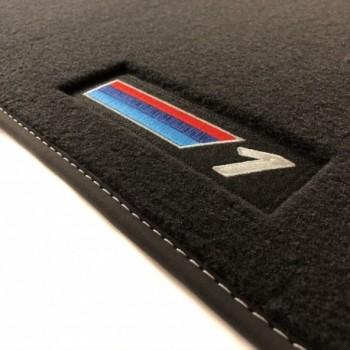 Tapetes BMW Série 1 E87 5 portas (2004 - 2011) veludo M Competition