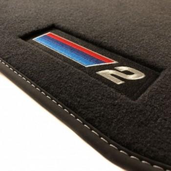 Tapetes BMW Série 2 F23 cabriolet (2014 - atualidade) veludo M Competition