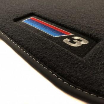 Tapetes BMW Série 3 E91 Touring (2005 - 2012) veludo M Competition