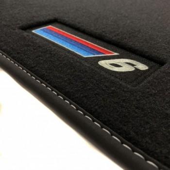 Tapetes BMW Série 6 F13 Coupé (2011 - atualidade) veludo M Competition