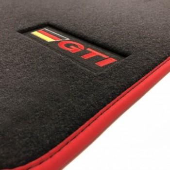 Tapetes Volkswagen e-Golf veludo GTI