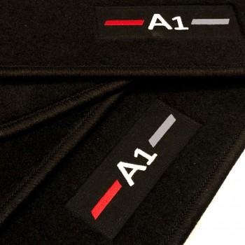 Tapetes logo Audi A1 (2010-2018)