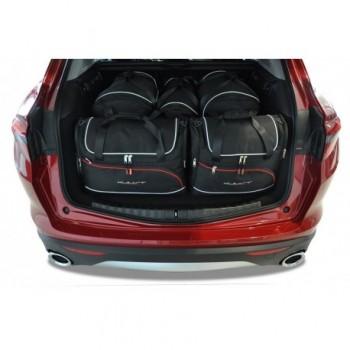 Kit de mala sob medida para Alfa Romeo Stelvio