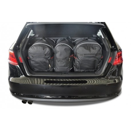 Kit de mala sob medida para Audi A3 8VA Sportback (2013 - atualidade)