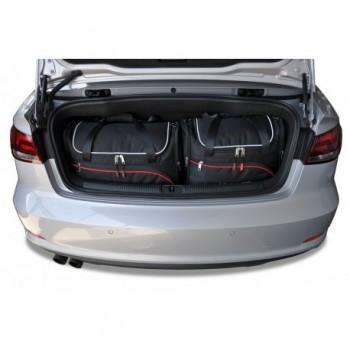 Kit de mala sob medida para Audi A3 8V7 cabriolet (2014 - atualidade)