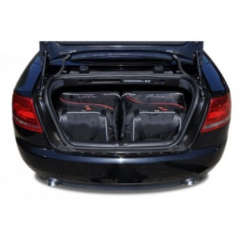 Kit de mala sob medida para Audi A4 B7 cabriolet (2006 - 2009)