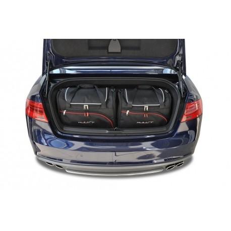 Kit de mala sob medida para Audi A5 8F7 cabriolet (2009 - 2017)