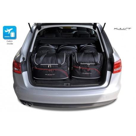 Kit de mala sob medida para Audi A6 C7 Allroad Quattro (2012 - 2018)