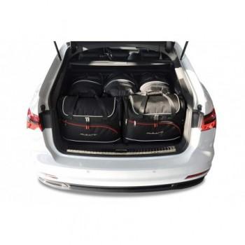 Kit de maletas a medida para Audi A6 C8 familiar (2018-actualidad)