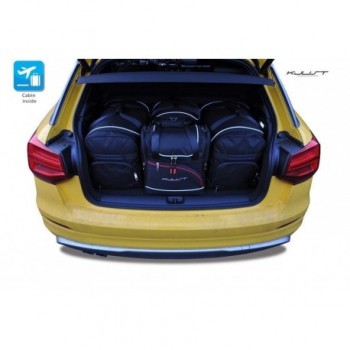 Kit de mala sob medida para Audi Q2