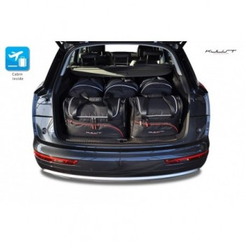 Kit de mala sob medida para Audi Q5 FY (2017 - atualidade)