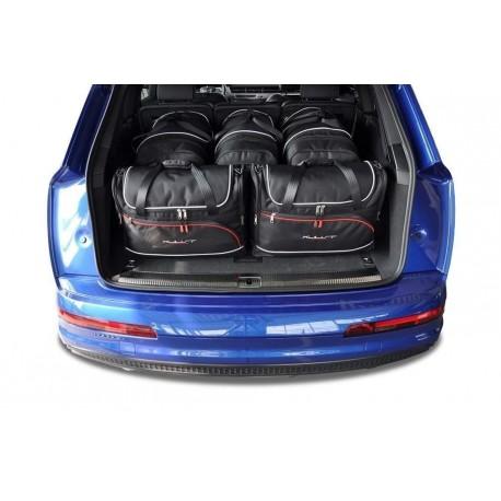 Kit de mala sob medida para Audi Q7 4M 5 bancos (2015 - atualidade)