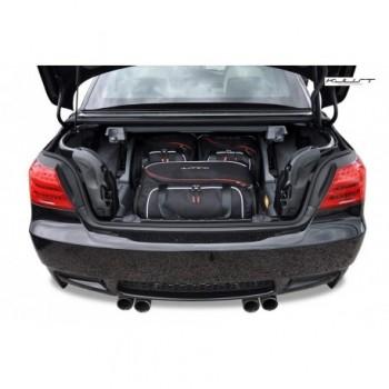 Kit de mala sob medida para BMW Série 3 E93 cabriolet (2007 - 2013)