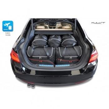 Kit de mala sob medida para BMW Série 4 F36 Gran Coupé (2014 - atualidade)