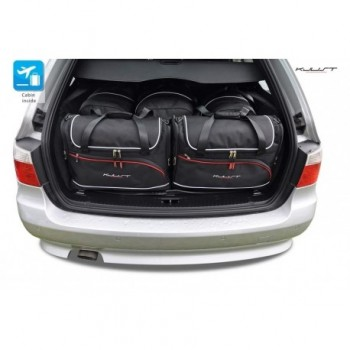 Kit de mala sob medida para BMW Série 5 E61 Touring (2004 - 2010)