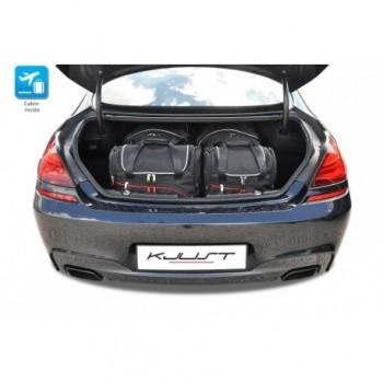 Kit de mala sob medida para BMW Série 6 F06 Gran Coupé (2012 - atualidade)