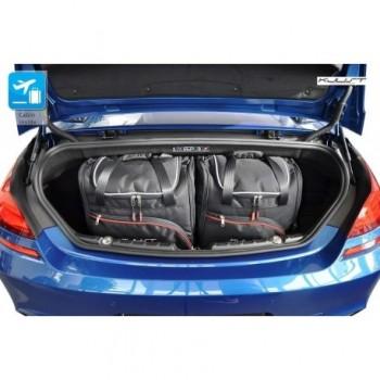 Kit de mala sob medida para BMW Série 6 F12 cabriolet (2011 - atualidade)