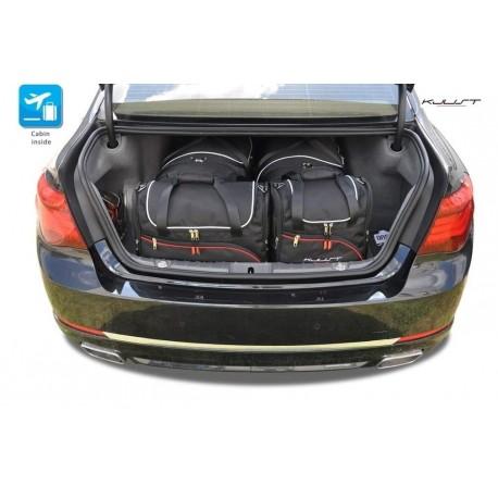 Kit de mala sob medida para BMW Série 7 F02 longo (2009-2015)