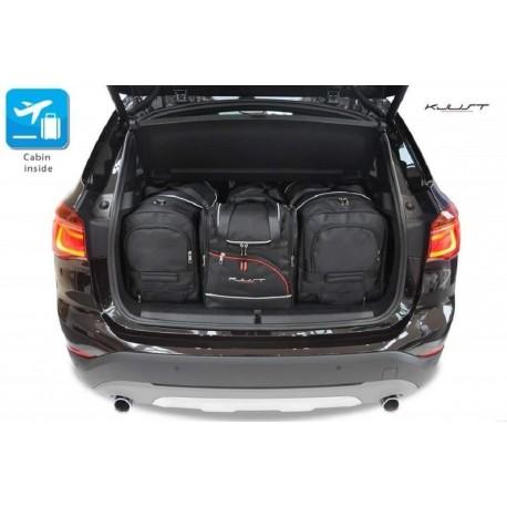 Kit de mala sob medida para BMW X1 F48 Restyling (2019 - atualidade)