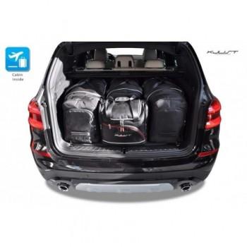 Kit de mala sob medida para BMW X3 G01 (2017 - atualidade)
