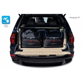 Kit de mala sob medida para BMW X5 E70 (2007 - 2013)