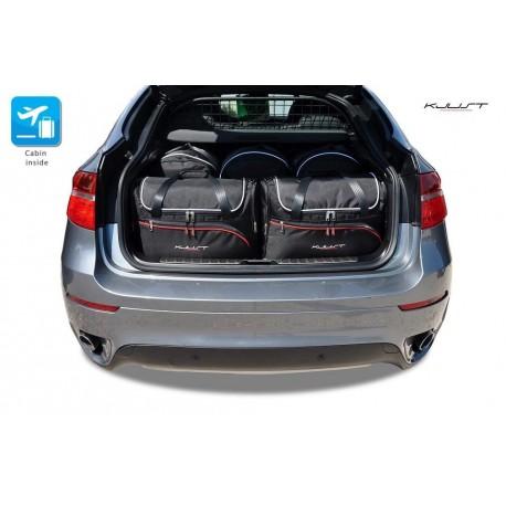 Kit de mala sob medida para BMW X6 E71 (2008 - 2014)