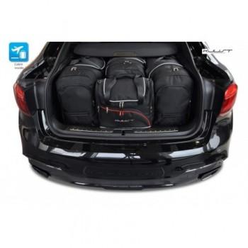 Kit de mala sob medida para BMW X6 F16 (2014 - 2018)