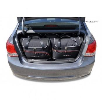 Kit de mala sob medida para Chevrolet Cruze Limousine