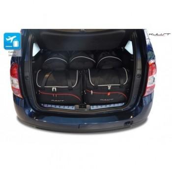 Kit de mala sob medida para Dacia Duster (2010 - 2014)