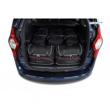 Kit de mala sob medida para Dacia Lodgy 5 bancos (2012 - atualidade)