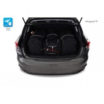 Kit de mala sob medida para Fiat Tipo 5 portas (2017 - atualidade)