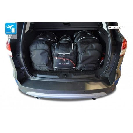 Kit de mala sob medida para Ford Kuga (2016 - atualidade)