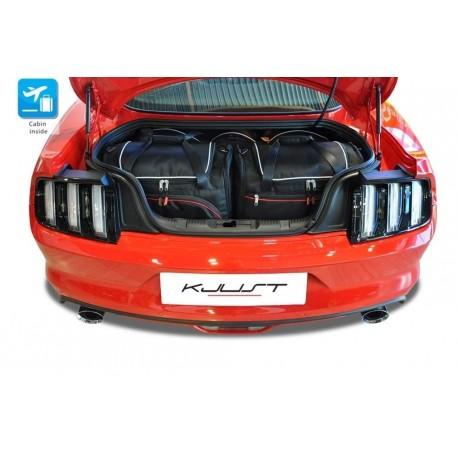 Kit de mala sob medida para Ford Mustang (2015 - atualidade)