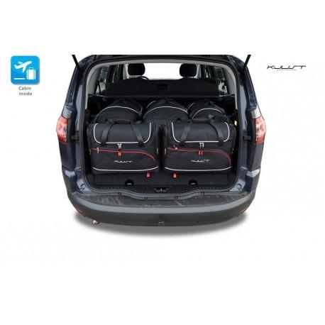 Kit de mala sob medida para Ford S-Max 5 bancos (2006 - 2015)