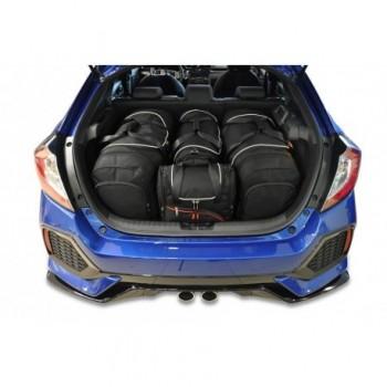 Kit de mala sob medida para Honda Civic (2017 - atualidade)