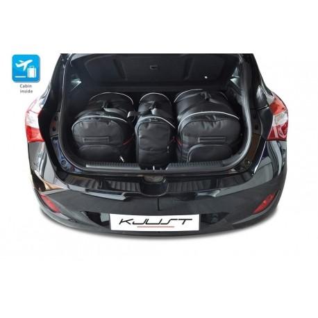 Kit de mala sob medida para Hyundai i30 5 portas (2012 - 2017)