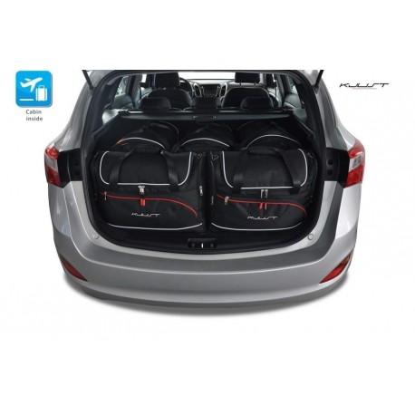 Kit de mala sob medida para Hyundai i30r touring (2012 - 2017)