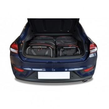 Kit de mala sob medida para Hyundai i30 Fastback (2018 - atualidade)
