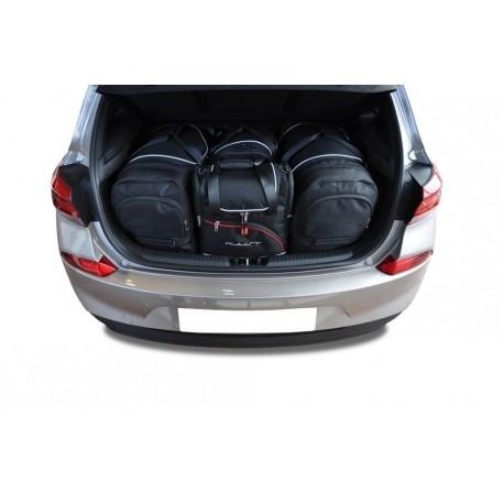 Kit de mala sob medida para Hyundai i30 5 portas (2017 - atualidade)